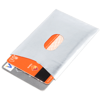 RFID card shielding duo